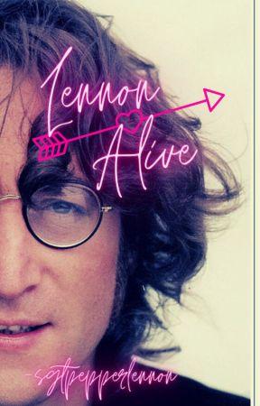Lennon Alive by sgtpepperlennon9