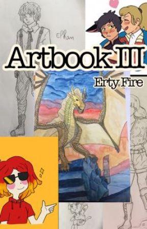 Artbook 3  by ErtyFire