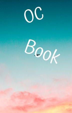 BNHA OC Book by CAMIQU33N