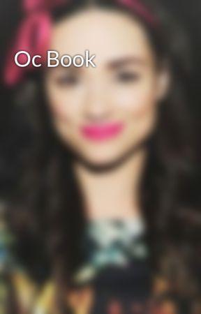 Oc Book by Tessa_Stark2
