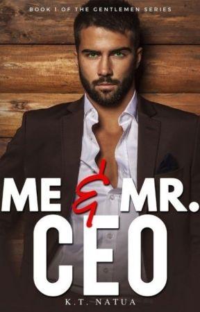 Me & Mr. CEO by KTNatua