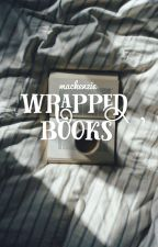 wrapped books | lrh  {rewriting} | joseph is dallas, rewriting still in process by doverin