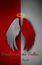 Deals with the Fallen: Alastor x fallen Angel!reader by 221b_blogger101