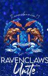 Ravenclaws unite💙💙🦅🦅 cover