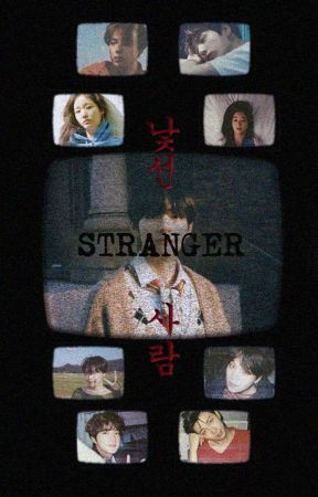 STRANGER; 낯선 사람 - taekook; vmin by tefztable