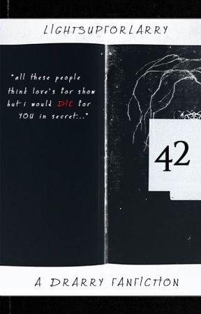 42 (DRARRY) by lightsupforlarry