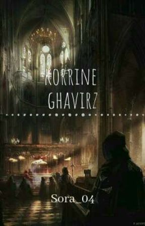 KORRINE GHAVIRZ by Sora_04