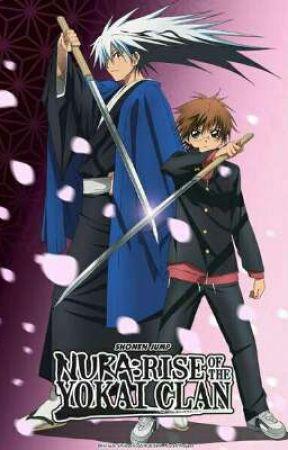 The Commander and Guardian of the Yokai Clan by Shakariki_Gengoro