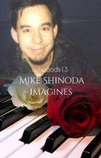 Mike Shinoda Imagines by Ashwoods13