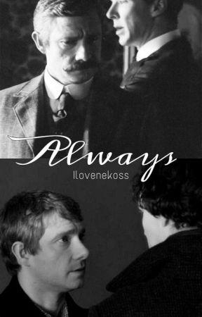 Always • Johnlock by ILoveNekoss