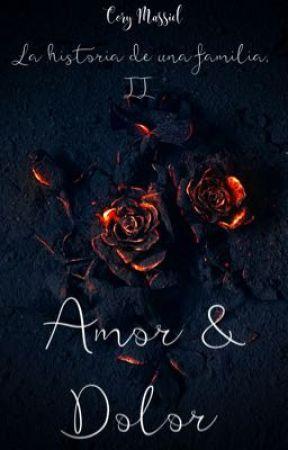 Amor y Dolor II by CoryMassiel