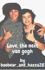 love, the next van gogh// l.s by boobear_and_hazza28