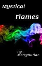 Mystical Flames ~ A BNHA Various x Fem!Reader Book by MercyDurian