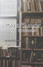☾𝑂𝑛𝑒-𝑆ℎ𝑜𝑡𝑠☽-Maze Runner x Hogwarts Au by GreenieWrites