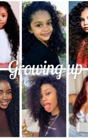 Growing up by Zaniya18