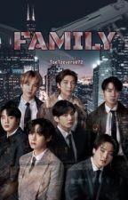 Family [BTS mafia ff] by taetaeverse72