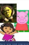 Peppa Pig X Sherk  cover