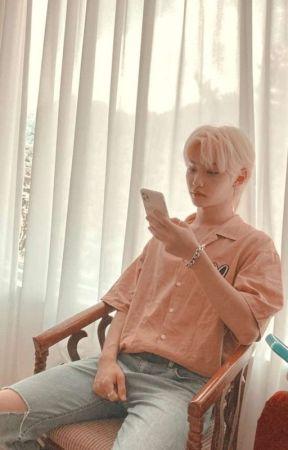moonlight 「 felix 」 by kimsnluv