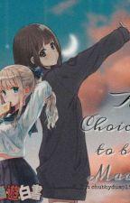 A Choice to be Made - A Yu Yu Hakusho Fanfiction by chubbydumpling21