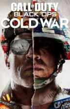 Call of duty Cold War (male reader) by JameelJames4