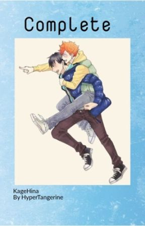 Complete (KageHina) by Addyson896