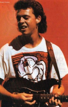 The New Kid- Roland Orzabal by 80stff