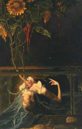 gün ışığına sinen kadının boğazına sancan kurşuni gül gövdesi by alass23