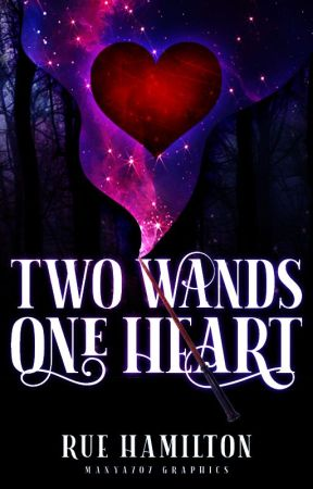 Two Wands, One Heart by shakespearian1