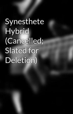 Synesthete Hybrid (On Hold) by MajorBookDragon