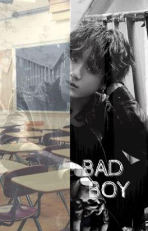 Jeon Jungkook - Bad Boy  by TatianeDelgadinho