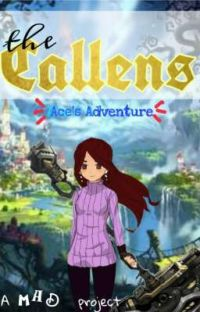 THE CALLENS: ACE'S ADVENTURE. cover