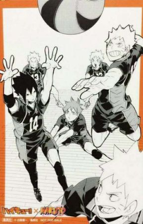 The volleyball team (A Naruto and Haikyuu crossover) by dont_touch_mah_food
