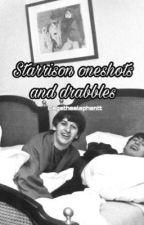 Starrison oneshots by cagetheelephantt