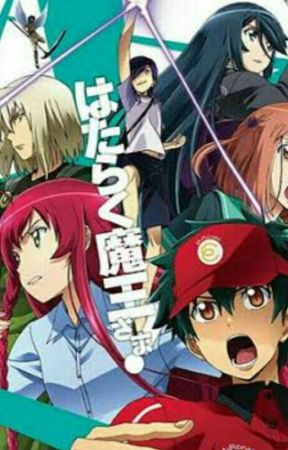 The Devil Is A Part Timer! X Male reader by WaifuCon