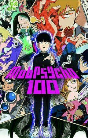 Mob Psycho 100 X Male reader by WaifuCon
