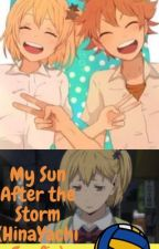 My Sun After the Storm (HinaYachi Fanfic) by weeb_forever21