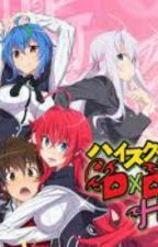 highschool dxd X male reader Corruption by B_nation1