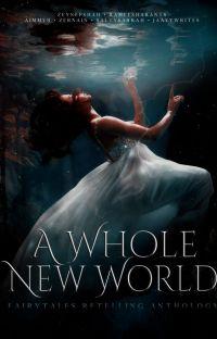 A Whole New World: A Desi Disney Anthology cover