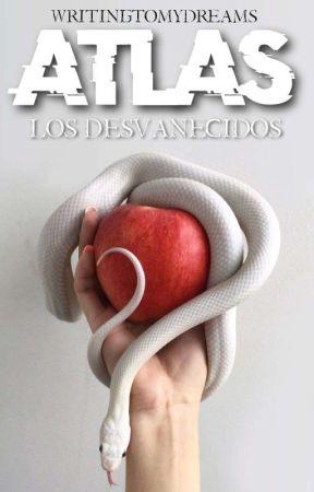 Atlas. by WritingToMyDreams