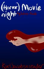 (horror) movie night || karl jacobs x reader by jafars-fault