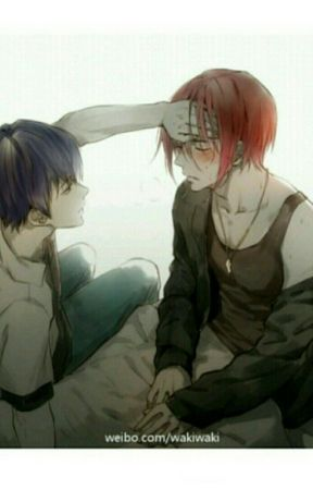 Rin X Haru Fanfiction--Fever by jaws3d
