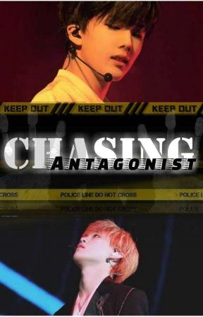 Chasing Antagonist | ChenJi by TETEHnya_chenji