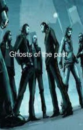 Ghosts of the past by kikiboi