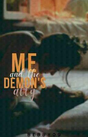 Me and the Demon's Ally(Jeeward Alvarez) by Chumalan_Bch