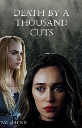 Death by a Thousand Cuts   Rosalie Hale by SMcGlaggen
