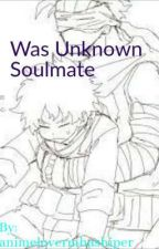 Was Unknown Soulmate by animelovermhashiper