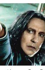 Eliot Snape. by Slytherclaw_malfoy