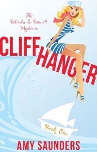 Cliffhanger (The Belinda & Bennett Mysteries, Book One) cover