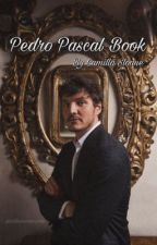 Pedro Pascal Book by VeraBleu