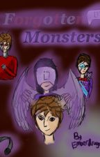Forgotten monsters (Hermitcraft and Evo Fanfic) by EmberDragon34